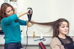 Free Woman In A Beauty Salon Stock Images - 50292544