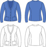 Woman jacket Stock Photo