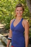 Woman Jogger Royalty Free Stock Photo