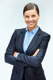 Woman leader Stock Photography
