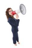 Woman Leader stock photo