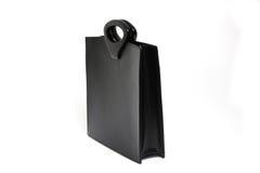 Woman leather handbag isolated Royalty Free Stock Photo