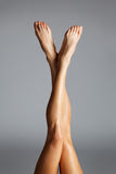 Woman legs Royalty Free Stock Photos