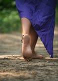 Woman legs Royalty Free Stock Image
