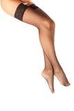 Woman legs Stock Photography