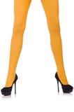 Woman legs Stock Photo