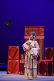 "A woman with literary talent-Kunqu Opera ""the West Chamber"" Royalty Free Stock Photo"