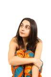 Woman looking away Stock Image