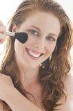 Woman make up Stock Photography