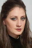 Woman makeup Royalty Free Stock Photo