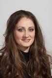 Woman makeup Stock Image