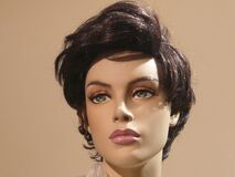 Woman Mannequin Face Royalty Free Stock Image