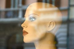 Woman Mannequin Stock Image