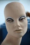 Woman mannequin Royalty Free Stock Photo