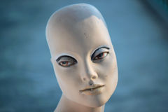 Woman mannequin Royalty Free Stock Photography