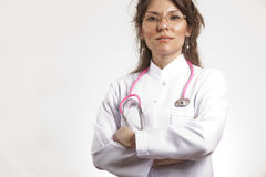 Woman Medical doctor stock photography