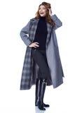 Woman model clothes fashion style beautiful stock photo