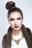Woman model Royalty Free Stock Photo
