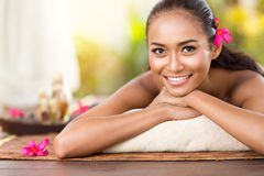 Woman natural beauty. Royalty Free Stock Images
