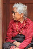 Woman from Nepal Stock Photos
