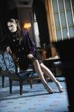 Woman nightlife fashion Royalty Free Stock Photography
