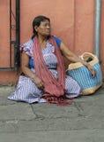 Oaxaca Woman Royalty Free Stock Photo