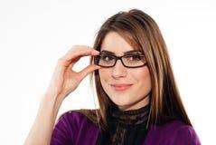 Woman Office Concept Stock Photos