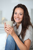 Woman portrai Stock Photo