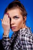 Woman portrait. Stock Photography