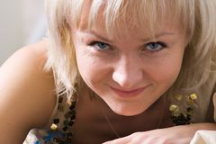 Woman portrait Royalty Free Stock Photos