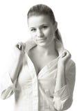 Woman portrait royalty free stock photo