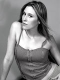 Woman Portrait B&W Royalty Free Stock Image