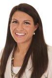 Woman portrait business stock photography
