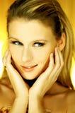 Woman Portrait G Royalty Free Stock Image