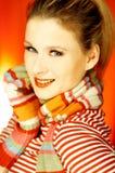 Woman Portrait G Stock Image