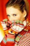 Woman Portrait G Stock Photo