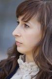 Woman portrait outdoot Stock Image