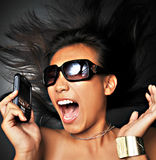 Woman Portraits Stock Image