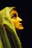 Woman Praying Stock Image