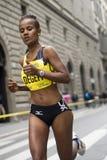 Woman Runner Stock Photography