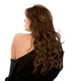 Woman's back Stock Photos