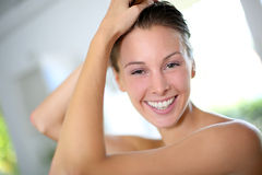 Woman's beauty Royalty Free Stock Image