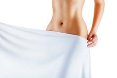 Woman's body Stock Image