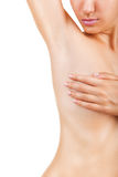 Woman's body Royalty Free Stock Image