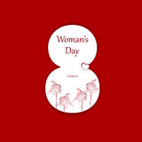 Woman's Day Stock Images