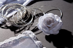 Woman's decoration Royalty Free Stock Photography