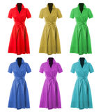 Woman's Dress Stock Images