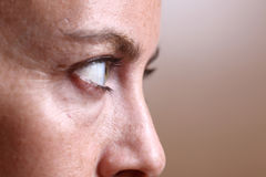 Woman's Eyes Stock Photos