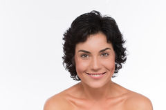 Woman's face Royalty Free Stock Photo