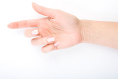 Woman's hand Stock Photos